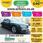 2014 GREY AUDI A5 SPORTBACK 20 TDI 177 S LINE DIESEL AUTO CAR FINANCE FR 46 PW