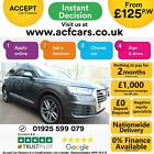 2016 GREY AUDI Q7 30 TDI 272 QUATTRO S LINE DIESEL AUTO CAR FINANCE FR 125 PW
