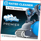 Dolphin Premier Robotic In Ground Pool Cleaner
