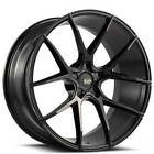 4ea 19 Savini Wheels BM14 Gloss Black Rims S8