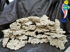 25 lbs of Dry Lightweight and Porous Shelf Rock for Aquariums Cut Rock