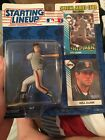 NEW STARTING LINEUP WILL CLARK FIGURINE AND SPECIAL SERIES CARD