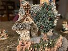 """""""The Chapel in the Woods"""" Boyds Bears Bearly-Built Villages 2000 Figurine In Box"""