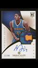 2012-13 Panini Immaculate Basketball Rookie Autograph Patch Gallery, Guide 85