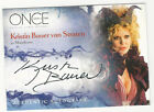 2014 Cryptozoic Once Upon a Time Season 1 Autographs Guide 23