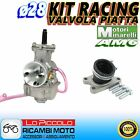 Carburettor Racing Polini Pwk ø28 + Manifold Beta RR 50 Enduro - Motard 50 Alu