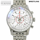 Breitling Navitimer Montbrillant Chronograph Automatic Men's Watch [b1126]