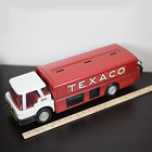 Vintage Texaco Fuel Tanker Truck Pressed Steel Brown & Bigelow
