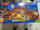 Fisher Price Little People Nativity Advent Calendar Toys Christmas New