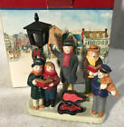Lemax Christmas Village Collection ~ Caroling With Violinist ~ #53136 IN BOX