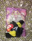 MINT 2000 Bumble The Bee TY Teenie Beanie Babies McDonalds Happy Meal #6
