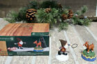 Department 56 North Pole Woods Rudolph Ring Toss Toss 2 Piece Accessory 565693