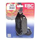 EBC FA375 Organic Replacement Motorcycle Brake Pads Rieju RS 2 50 Matrix  07-09