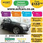 2016 BLACK BMW X5 30 XDRIVE40D M SPORT DIESEL AUTO 4X4 CAR FINANCE FR 133 PW