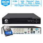 JOOAN 8CH 5in1 Security DVR NVR HDD Video Recorder ONVIF for Security Camera