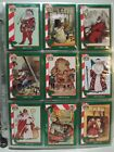 1994 & 1995 Santa Around the World Card Sets with Inserts & Phone Cards