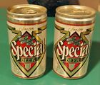 Acme Printing Ink Co. Special Beer, 2 full 12oz cans, VERY RARE!