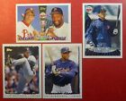 1995 Topps Traded and Rookies Baseball Cards 17