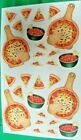 Creative Memories Pizza Chips Block Stickers