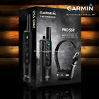 Garmin Pro 550 Advanced Dog Training System