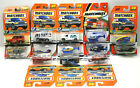 13pc 1990s Matchbox Diecast Aviation Lot Planes Jets Helicopter Air Copters NOC