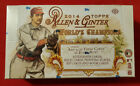 2014 ALLEN & GINTER FACTORY SEALED HOBBY BASEBALL BOX 24 PACKS