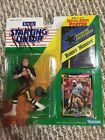 Bobby Hebert signed/ Autographed 1992 Starting Lineup W/ Case..Saints..RARE