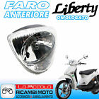 Headlight PIAGGIO Liberty 2T 50 Lamp Round