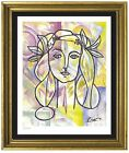 Pablo Picasso Signed Hand Numbered Ltd Ed War  Peace Litho Print unframed