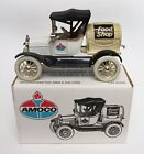 Ertl 1918 Amoco Food Shop Barrel Bank-1:25 scale