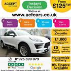 2016 WHITE PORSCHE MACAN 30 D V6 S PDK AWD DIESEL AUTO CAR FINANCE FR 125 PW