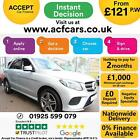 2017 SILVER MERCEDES GLE250D 21 AMG LINE 4MATIC DIESEL CAR FINANCE FR 121 PW