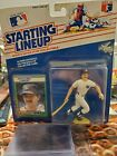 1989 Don Mattingly Starting Lineup Figure w/  Collector Card New York Yankees