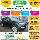 2015 GREEN LAND ROVER DISCOVERY SPORT 20 TD4 180 HSE LUX CAR FINANCE FR 113 PW