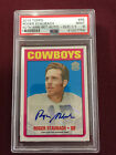 2015 Topps 60th Anniversary Retired Autograph Football Cards 8