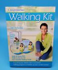 Weight Watchers Walking Kit DVD CD Walk at Home Exercise Fitness Workout