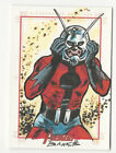 Ant Man 2012 Marvel Greatest Heroes Avengers Sketch Card by Darryl Banks 1 1