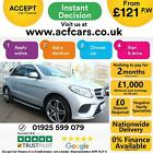 2016 SILVER MERCEDES GLE350D 30 AMG LINE 4MATIC DIESEL CAR FINANCE FR 121 PW