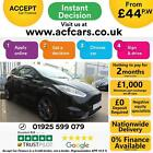 2016 BLACK FORD FIESTA 16 ECOBOOST 180 ST 2 PETROL 3DR CAR FINANCE FR 44 PW