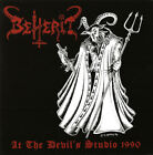 Beherit - At the Devil's Studio 1990 CD - NEW - Black Metal Album
