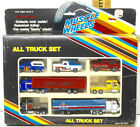 Very Rare 1980 AMSI Die Cast Metal Muscle Wheels All Truck Set 823 1:87 HO Scale