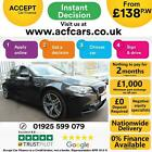2016 BLACK BMW M5 44 DCT 560 BHP PETROL AUTO SALOON CAR FINANCE FR 138 PW