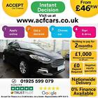 2016 BLACK FORD MONDEO 20 TDCI 150 TITANIUM ECONETIC CAR FINANCE FR 46 PW