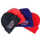 Trump 2020 Make America Great Again Adjustable Casual Hat Knitted Warm Hat BF