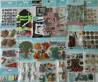 Lot of 21 Packs Scrapbooking All Jolees Boutique 3D Embellishment Stickers