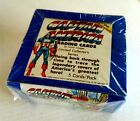 1990 Captain America sealed box - Comic Images cards
