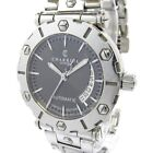 Charriol Shari All Roton Automatic Dial Gray RT42.T42.207 Men's Watch [b1221]