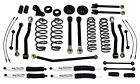 Tuff Country 44002KN Lift Kit w Shock Fits 07 18 Wrangler JK