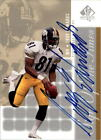 2000 SP Authentic Football Cards 17