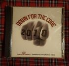 Down For The Core 2010 CD by Various Artists sealed new BTB80 Back Ta Basics